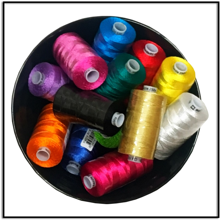 Wonderfill Razzle Specialty Thread Perfect for Sergers