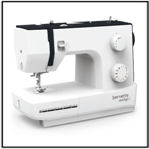 bernette sew&go sewing machine