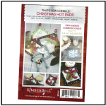 Thats Sew Chenille Christmas Hot Pads by Kimberbell Designs BACK