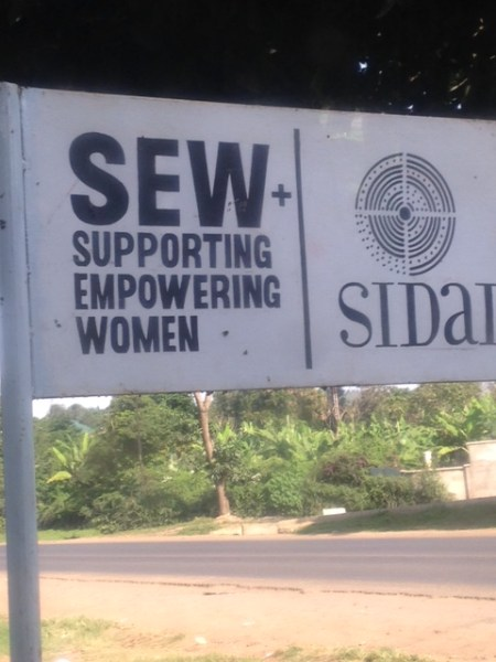 SEW Supporting Empowering Women