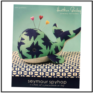 Seymour Spyhop Sewing Pattern by Heather Bailey