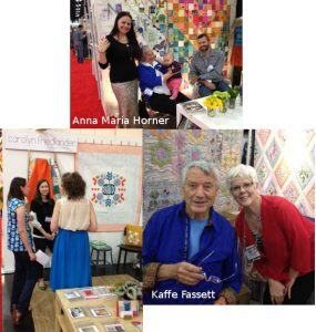 Friends of KMIS - Anna Maria Horner and Kaffe Fassett