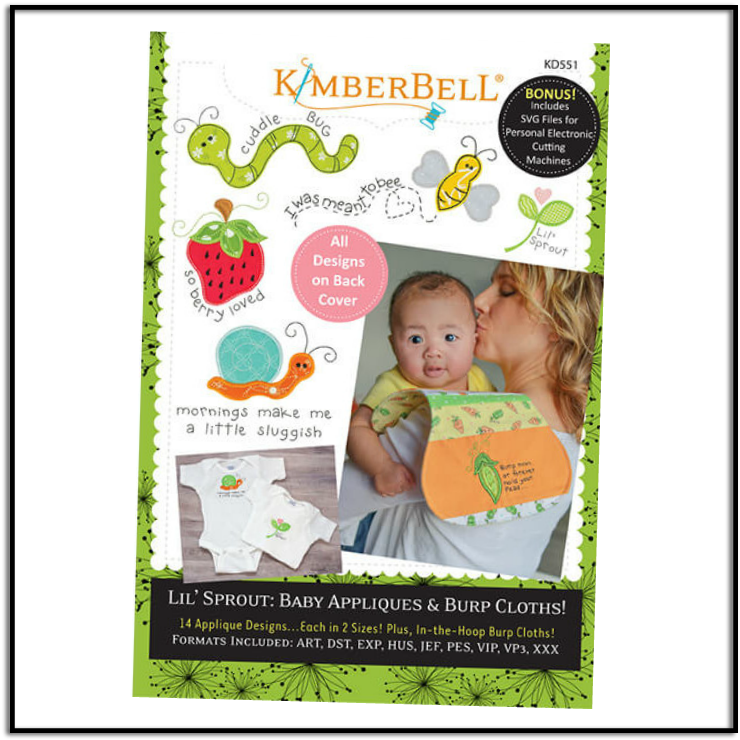 Kimberbell Lil Sprout KD551