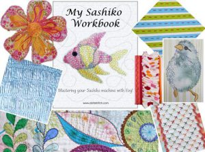 Mastering Your Sashiko with Evy Hawkins at Keep Me In Stitches