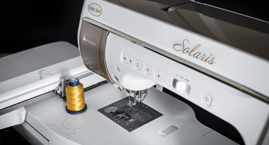 Solaris Sewing Machine