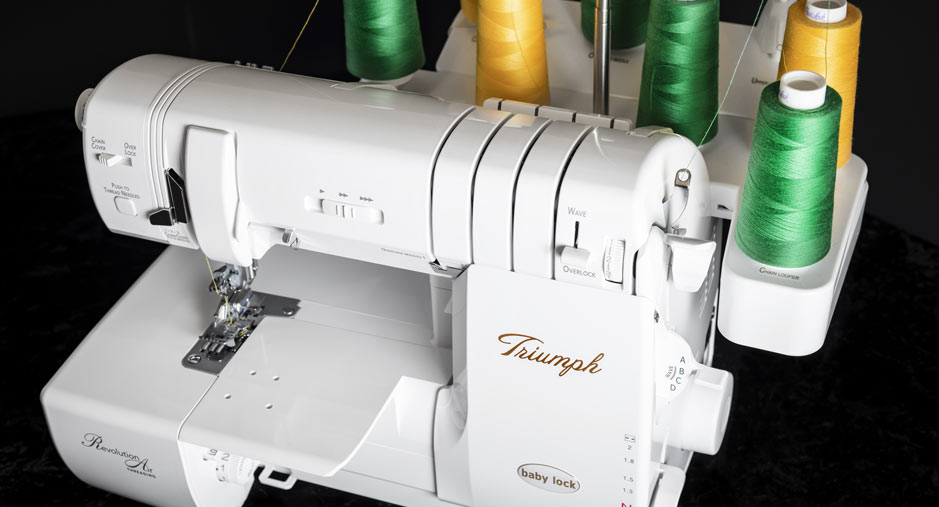 Triumph Sewing Machine