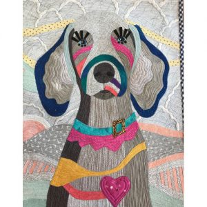 Dog Class with Pauline Salzman at Keep Me In Stitches Largo