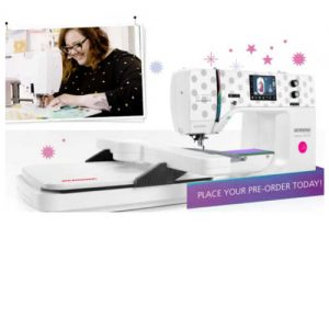 Deposit for BERNINA 770 QE Tula Pink Special Edition