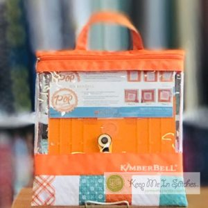 Recycle your Kimberbell Project Bag to hold your POP Rulers class at Keep Me In Stitches Tampa