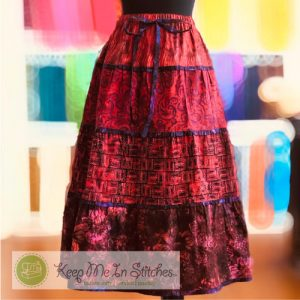 Trixie Tiered Skirt