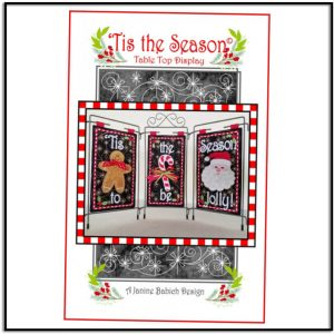 'Tis the Season Table Top Display by Janine Babich Designs