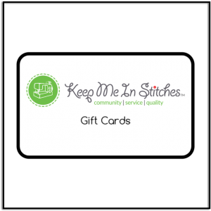 Keep Me In Stitches Gift Card