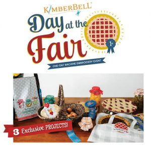 Kimberbell's Day at the Fair at Keep Me in Stitches