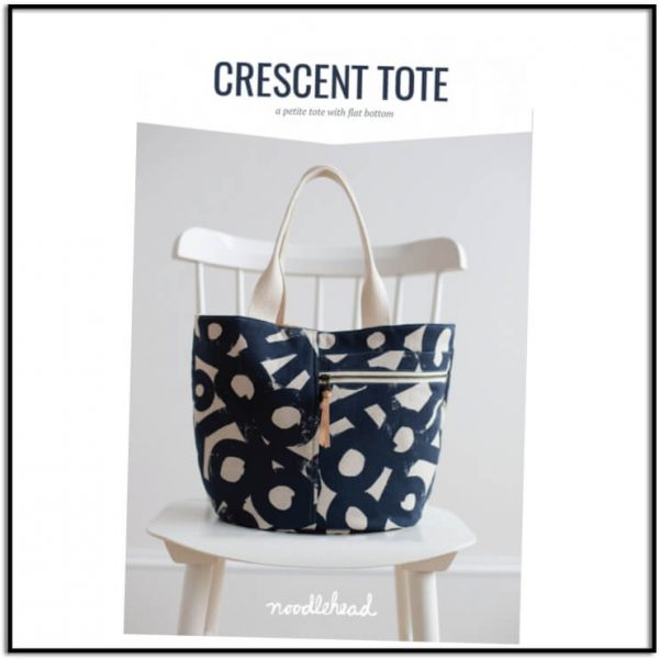 Crescent Tote by noodlehead