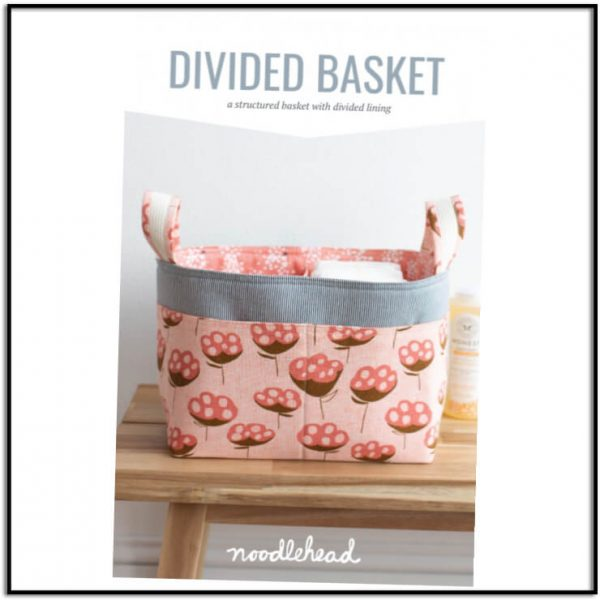 Divided Basket by noodlehead