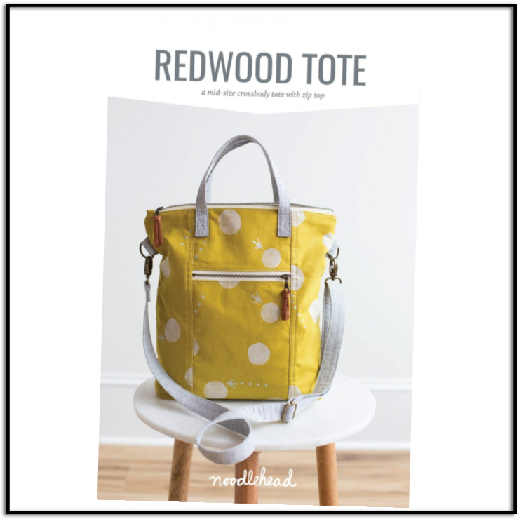 Redwood Tote by noodlehead