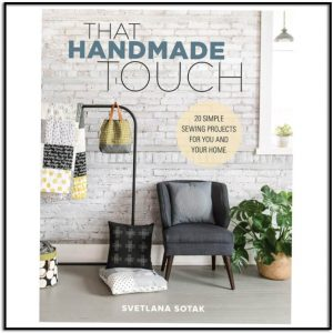 That Handmade Touch Book by Svetlana Sotak