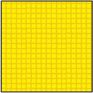 Very Merry Grid Yellow A-9402-Y