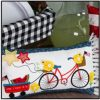 Kimberbell Bench Buddies May June July August KD575 bicycle