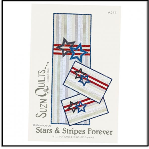 Stars & Stripes Forever Runner