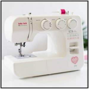 Baby Lock Joy Mechanical Sewing Machine