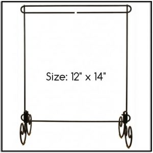 12x14 Stand