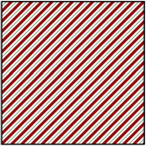Holly Hill Christmas - Candy Cane Stripe White Q2481-18 from Henry Glass