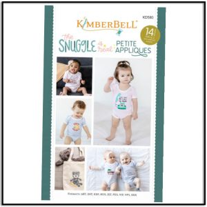 Kimberbell The Snuggle is Real KD580