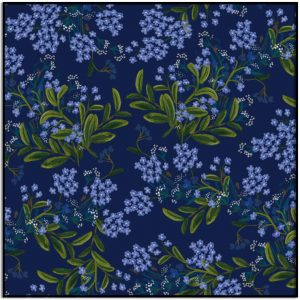 Meadow-Cornflower Navy RP203-NA1