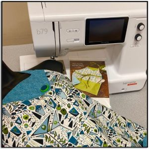 Beginning Sewing for Adults Apron