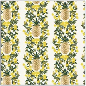 Primaver Pineapple Stripe Cream