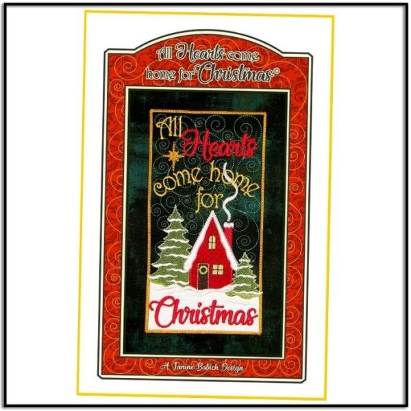All Hearts Come Home for Christmas by Janine Babich JBDAH