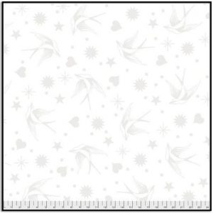 Tula Pink Linework Fairy Flakes-Paper