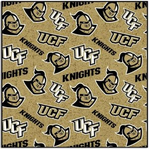 University of Central Florida UCF Fabric