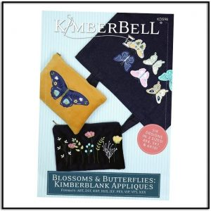 Kimberbell Blossoms and Butterflies KD598
