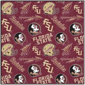 Florida State University Seminoles Fabric FSU-1178