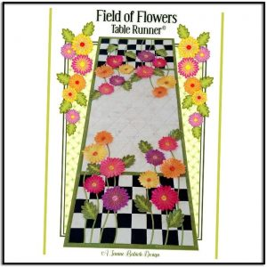 Janine Babich Field of Flowers Front