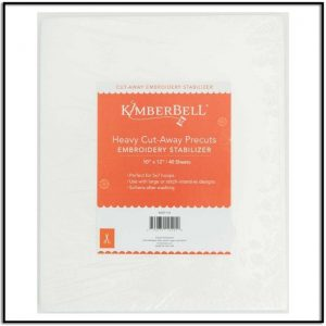 Kimberbell Heavy Cut-Away Precuts KDST119