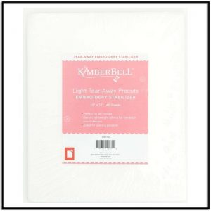 Kimberbell Light Tear-Away Precuts KDST102