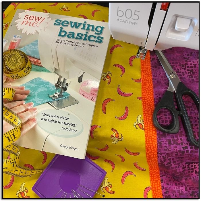 Learn to Sew Workshop Clearwater