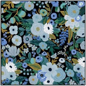 Rifle Paper Co Garden Party in Blue RP100-BL5