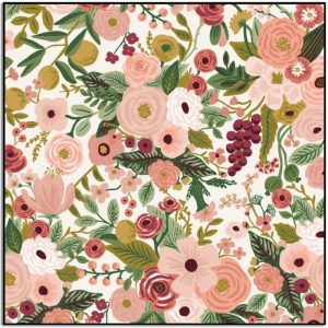 Rifle Paper Co Garden Party in Rose RP100-RO6