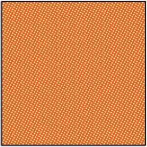 Wild and Free Mini Dots 9568-34 Orange