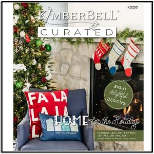 Kimberbell Curated Home for the Holidays KD203