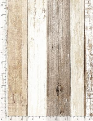 Timeless Treasures Welcome to the Beach - Weathered Wood C7178-MULTI