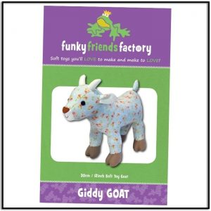 Giddy Goat Funky Friends Factory FF2670