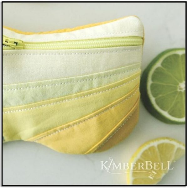 Kimberbell Bright and Beamy Zipper Pouch