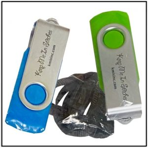 USB Stick 2gb Flash Drive for Embroidery Machines