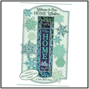 Janine Babich Welcome to My Winter Home JBDWTOH4