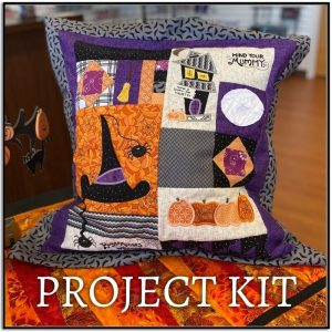 Kiimberbell Home is Where the Haunt Is Pillow Kit